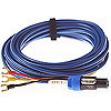 REL Acoustics Bassline Blue Subwoofer Cable