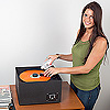 VPI MW 1 Cyclone Record Cleaning Machine