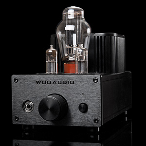 Woo Audio WA6 SET Class A Headphone Amplifier - Demo