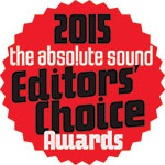 2015 The Absolute Sound Editor's Choice Award