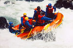 Wayne Schuurman - White Water Rafting