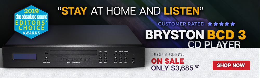 Bryston BCD 3 CD Player