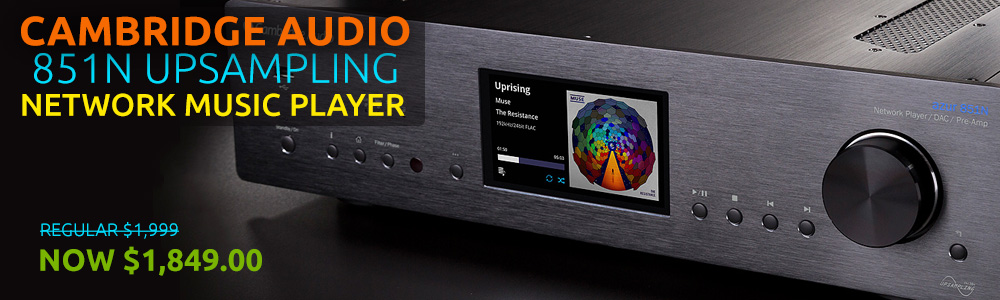 Cambridge Audio 851N Network Music Player