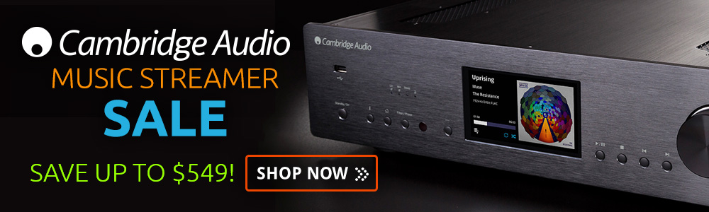Cambridge Audio Music Streamer Sale