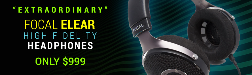 Focal Elear High Fidelity Headphones