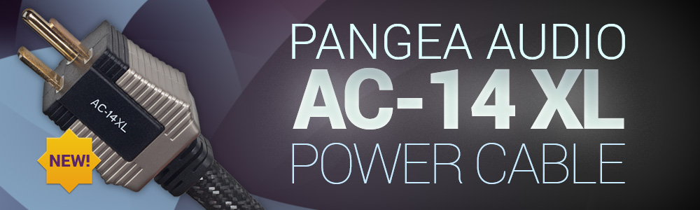 Pangea Audio AC-14XL Power Cable
