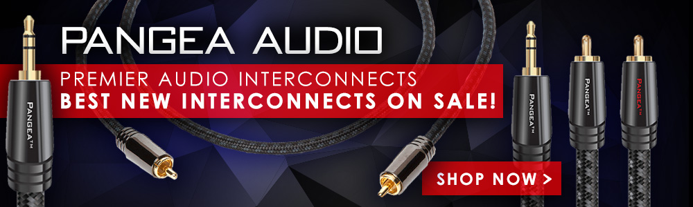 Pangea Audio Premier Best New Interconnects on Sale