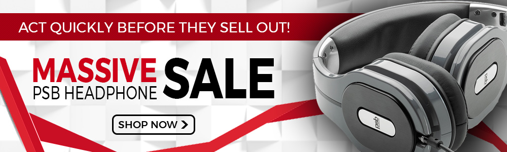 PSB Massive Sale On Bestselling Headphones