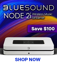 Bluesound NODE 2i Wireless Music Streamer Sale