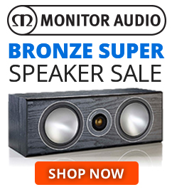 Monitor Audio Bronze Super Speaker Sale