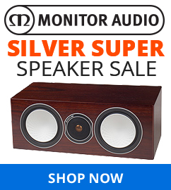 Monitor Audio Silver Super Speaker Sale