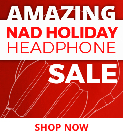 Amazing NAD Holiday Headphone Sale