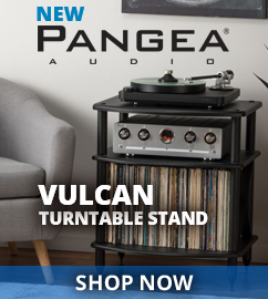 New Pangea Audio TT Turntable Rack