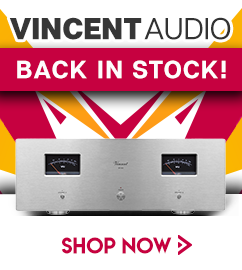 Vincent Audio Back In Stock!