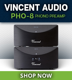 Vincent PHO 8 Phono Preamplifier