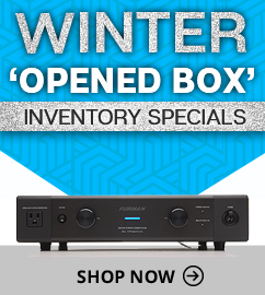 Winter 'Opened-Box' Inventory Specials
