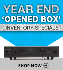 Year-End 'Opened-Box' Inventory Specials
